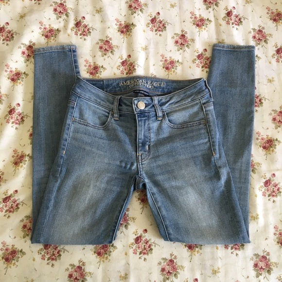 American Eagle Outfitters Denim - [SALE] AEO Light Wash Jeggings